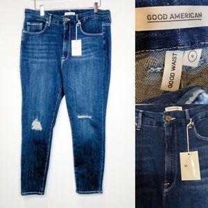 Good American Good Waist Jeans size 16